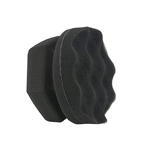 Reifen-Applikator-Pad – Reifen-Sechskant-Griff-Applikator, Reifenglanz, Auto-Detaillierung, Schaumstoff-Schwamm-Werkzeug, hält Reifen Glanz, perfekt für Reifen-Detailing