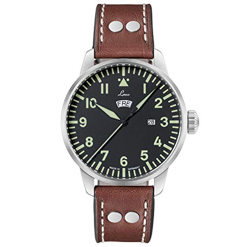 Laco / 1925 Men's 861807 Laco 1925 Pilot Classic Analog Watch