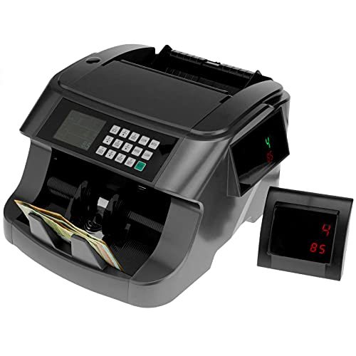 PrimeMatik - Contabanconote e totalizzatore e rilevatore di Banconote False IR MG MT UV RGB