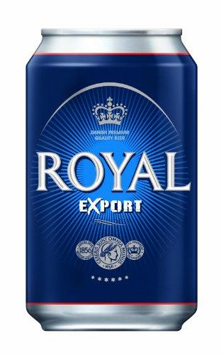 Ceres Royal Export 5,4% 24x0,33 ltr. dänisches Bier inkl. Pfand