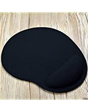 Ergonomic Mouse Pad with Wrist Support Rest Soft EVA Mouse Mat for Laptop Desktop Anti-Slip Mice Mat