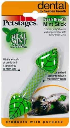 PetStages Fresh Breath Mint Stick Cat Toy product image