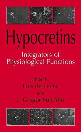 Hypocretins: Integrators of Physiological Signals (English Edition)