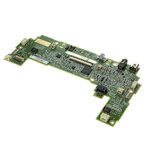 Baoblaze Replacement Motherboard Mainboard PCB Module for Nintendo Wii U PAD Gamepad Controller WUP-010 (Green)