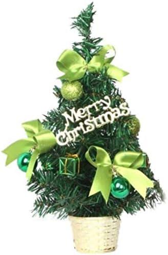 Fashion Christmas Tree Full Xmas 30cm Table Centerp Tall Ranking TOP13 Green Mini