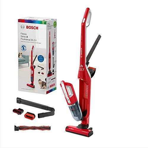 Bosch Flexxo Serie 4 BBH3ZOO25 Aspirador escoba 2 en 1