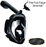 Snorkel Mask - Our Full face Snorkelling mask Set is a Specially Designed