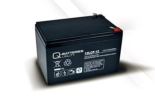 Batería solar Acumulador calidad de las baterías 12 LC-12/ 12V -13 Ah AGM\r profundo Cycle