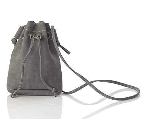 Pardao Medieval Coin Purse – Historical Costume Accessory Renaissance Bag (Light Gray)