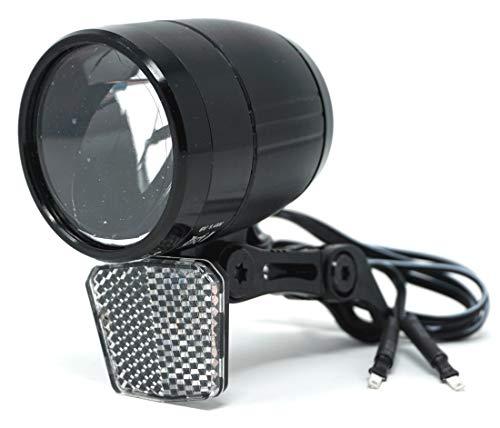 CBK-MS E-Bike LED Scheinwerfer 100 Lux 6-48 Volt Beleuchtung Lampe nach StVZO zugelassen
