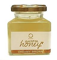 生はちみつ 蜂蜜 非加熱 非加糖 オーロラハニー クリーミーブラウン 150g 初夏の蜂蜜 アラスカ