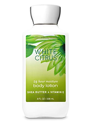 Bath and Body Works White Citrus Körperlotion 236ml