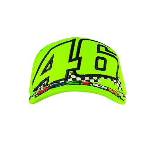 Valentino Rossi Vr46 Classic Sombrero, Hombre