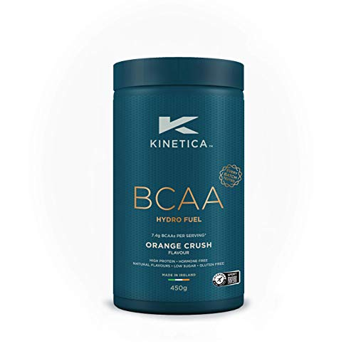 Kinetica BCAA Hydrofuel, Orange Crush, 450g