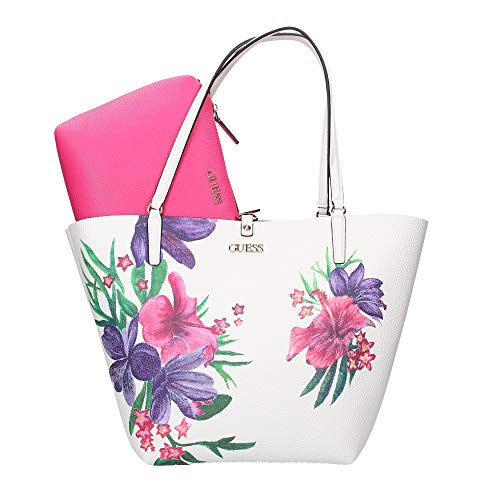 HWEF7455230 Floral/Hibiscus Guess GUESS HANDBAG MAIN Borsa Donna
