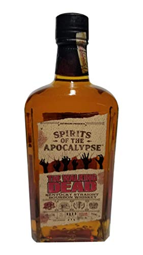 The Walking Dead - Straight Bourbon (1 x 0.7 l)
