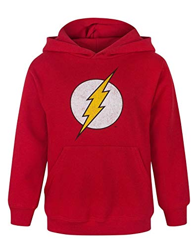 Flash Distressed Logo Boy's Hoodie