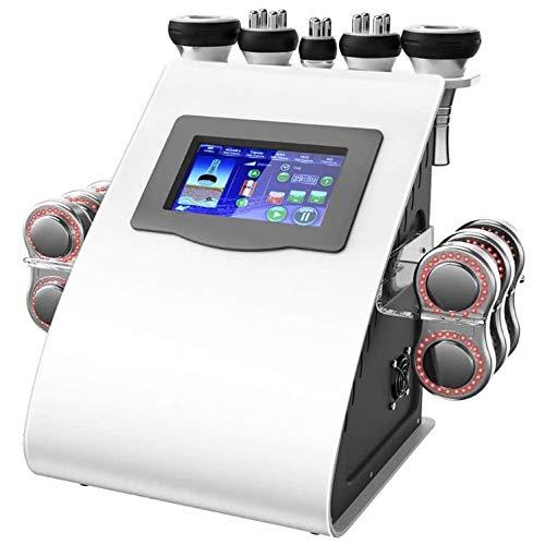 L&B-MR Cavitación Ultrasónica Anti-Celulitis Máquina De Adelgazamiento del Cuerpo Negativo 40K Quemador De Grasa Instrumento De Pérdida De Peso Equipo De Belleza Antiarrugas