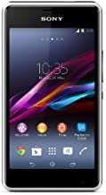 Sony Xperia E1 4GB Color blanco - Smartphone (10,16 cm (4