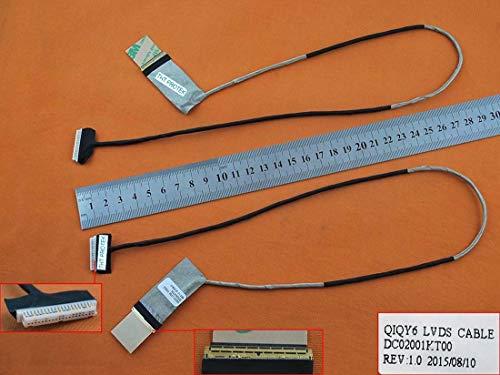 kompatibel für LENOVO IdeaPad Y510p (59396849), Y510p (59373392) Displaykabel LED Bildschirm Screen Video Cable (HD+FHD)