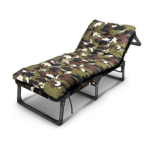 BRISEZZ Tumbona reclinable Plegable al Aire Libre Jardín Terraza huéspedes Casa de Asiento (Color: T2) HRTT (Color : T4)