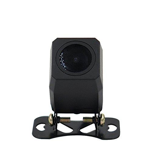 Auto-hintere Ansicht-Unterstützungskamera, HD 170 Grad-Weitwinkel-Auto-Rückfahrkamera, CCD-Universal-wasserdichte Nachtsicht-Fahrzeug-Rearview-Parken-Kamera (Tarlight Super HD Pro)