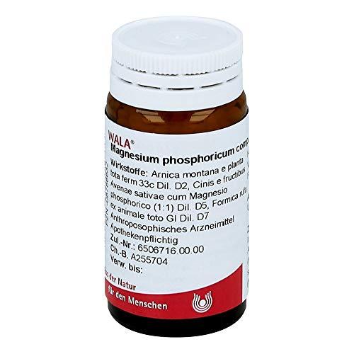 MAGNESIUM PHOSPHORICUM COMP.Globuli 20 g