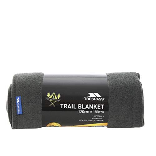 SNUGGLES Fleece Blanket CHARCOAL Each