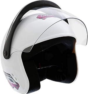 X Capacete Inter Open 300 Feminino Branco Gow 60