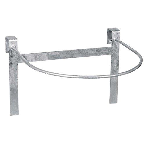 Kerbl Eimerhalter Ø300 mm - zum Einhängen auf Rohre bis Ø32 mm