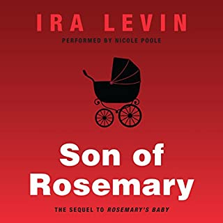 Son of Rosemary audiobook cover art
