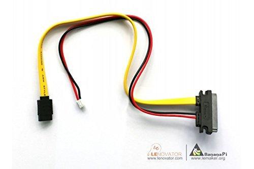 SATA Kabel für Banana Pro & Banana Pi (Aufrüstung mit Festplatte)