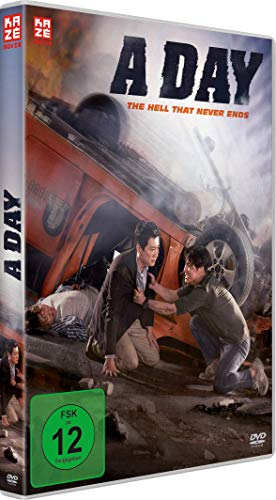 A Day - The Hell That Never Ends - [DVD]