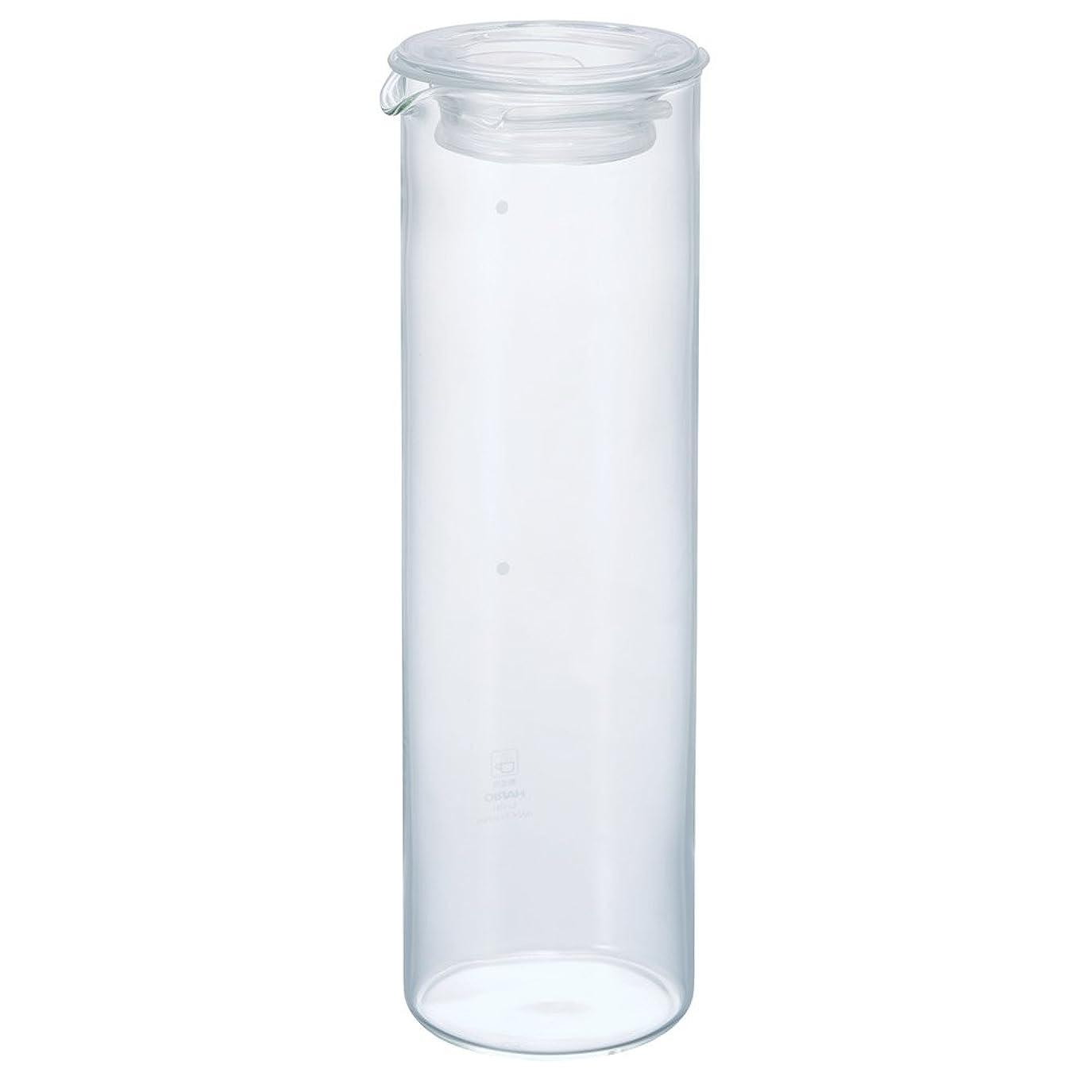柔らかい分チーフHARIO (ハリオ) ストレート グラス ジャグ 1000ml SGJ-10-T
