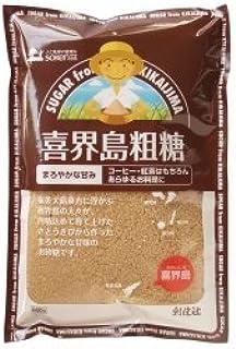 創健社 喜界島粗糖 500g×5個                    JAN:4901735020478