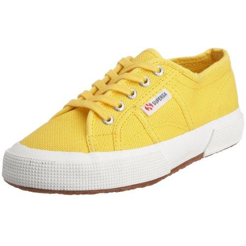 Superga amarillas Jcot Classic, Zapatillas Infantil