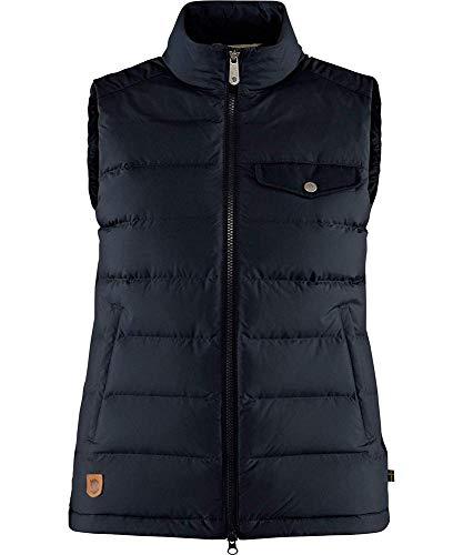 Fjällräven Greenland Down Liner Vest W Veste de sport Femme Night Sky FR: XL (Taille Fabricant: XL)