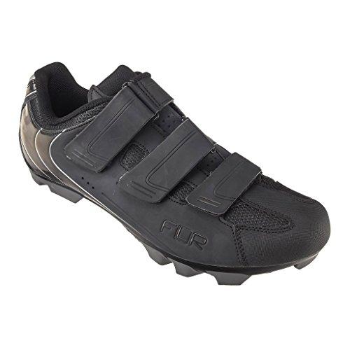 Zapatos BTT FLR f-55-iii negro, 48