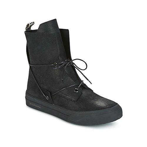 BIKKEMBERGS Box Boot Stiefelletten/Boots Herren Schwarz - 41 - Boots Shoes