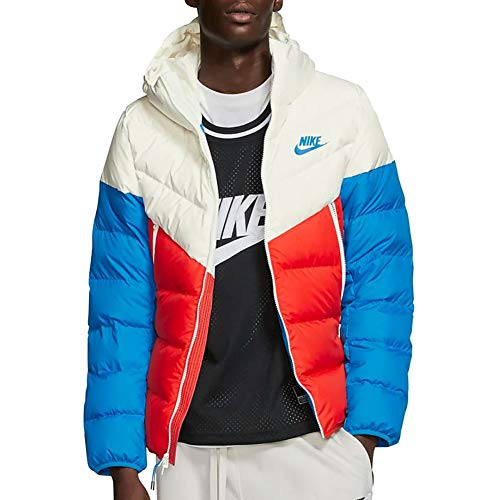 Nike Sportswear Windrunner Down Fill Men's Hooded Puffer Jacket