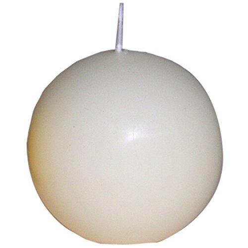 Steinhart Candle Ball Elfenbein 90 mm - Kerzen