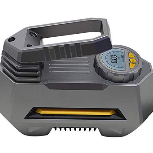 STHfficial High Power Digitale Display Draadloze Luchtpomp Met LED Zaklamp, Luchtcompressor Gebruikt Voor Autobanden Ballen Opblaasbare