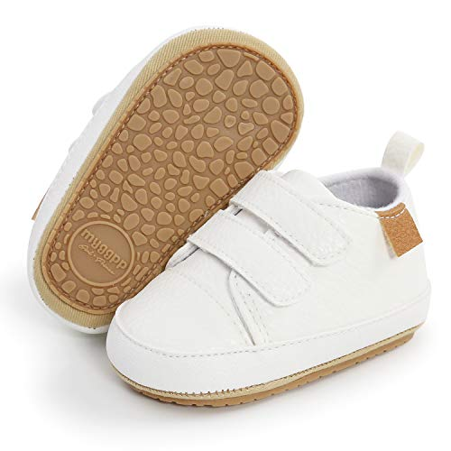 KIDSUN Baby Moccasin Girls Loafers Shoes Infant Sneakers Suede Leather Soft Shoes First Walker House Shoes