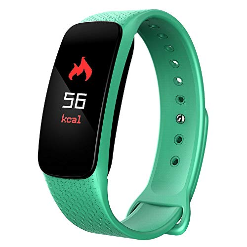 ASSDNI Smartwatch, smart armband, fitnesstracker, bloeddruk, waterdicht, fitnesstracker, smart armband, GPS-horloge