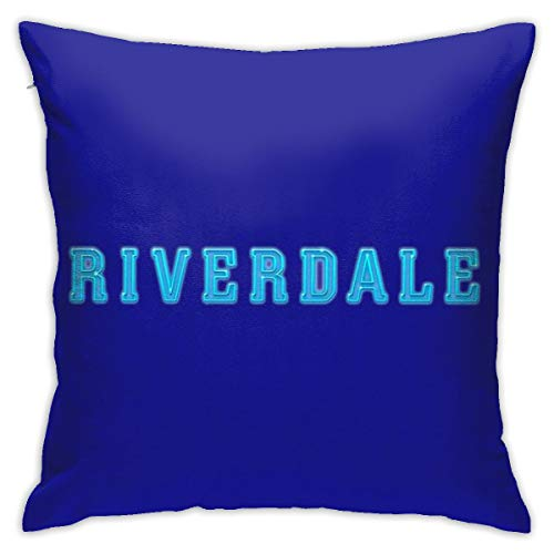 Not Applicable Riverdale Cushion Covers Throw Pillow Decorative For Sofa Bedroom Pillow Case 18 X 18 Inch