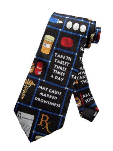 Cravatte produits pharmaceutiques Steven Harris - taille unique