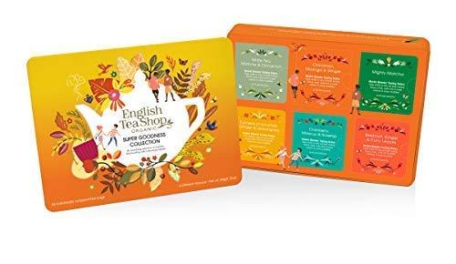 English Tea Shop Selezione di tè e infusi biologici dallo Sri Lanka - 1 x 36 bustine di tè (60 grammi)