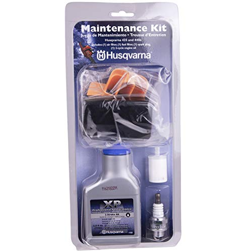Husqvarna 525318901 Chain Saw Maintenance Kit For Models 435 and 440
