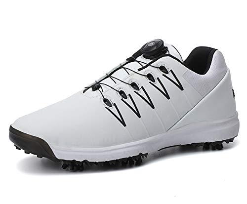 PGM wasserdichte Spikes Golfschuhe für Herren mit BOA Lace System