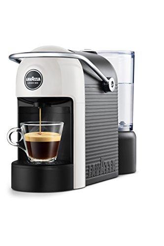 Lavazza A Modo Mio Jolie Macchina Caffè, 1250 Watt, Pressione: 10 bar, Bianco